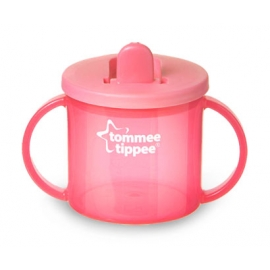 Tommee Tippee - Prima mea canita 190ml 4+ luni, fete