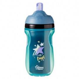 Tommee Tippee - Cana Explora Active Cu Pai (Albastra)