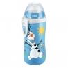 NUK - Cana Junior Cup 300ml, 3 ani+, Disney Frozen, Abastru