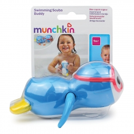 Munchkin - Jucarie baie Swimming Scuba Buddy