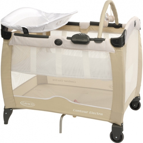 Graco - Patut Contour Electra, Benny&Bell