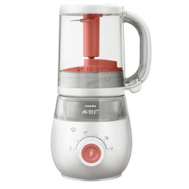 Philips AVENT - Aparat de gatit 4-in-1 Steamer si blender SCF881/01