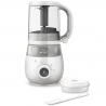 Philips AVENT - Aparat de gatit 4-in-1 Steamer si blender SCF883/01