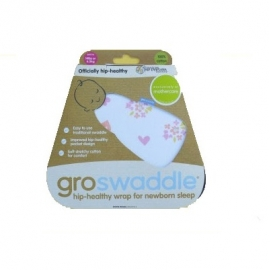 Gro - Paturica infasat GroSwaddle Hip-Healthy, Dolls House