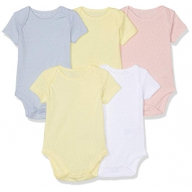 Mothercare - Set Body cu maneca scurta Multi Lights, 5 buc