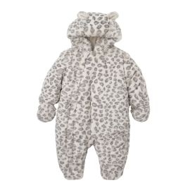 Mothercare - Combinezon Leopard Snowsuit