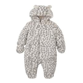 Mothercare - Combinezon Leopard Snowsuit