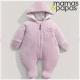 Mamas&Papas - Salopeta Fur Pramsuit, Welcome to the World, Lila