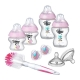 Tommee Tippee - Kit de inceput pentru nou nascuti, Pink