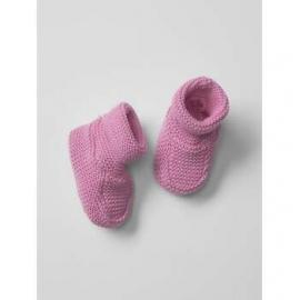 GAP - Botosei bebelusi bumbac Knit, Roz