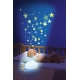 Chicco - Lampa cu proiectie Primele Vise, Roz