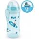 NUK - Cana Kiddy Cup 300ml, 12 luni+, Albastru