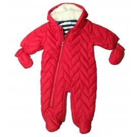 Next - Combinezon iarna bebelusi Redish