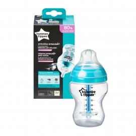 Tommee Tippee - Biberon Advanced Anti-colic cu Sistem de Ventilatie, 260 ml