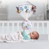 Tiny Love - Carusel Muzical 3 in 1 Magia Noptii cu Proiectie, Polar Wonders NOU