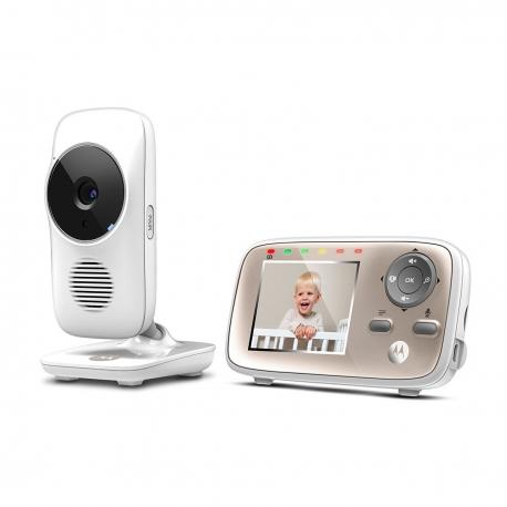 Motorola - Videofon digital + Wi-Fi MBP667 Connect
