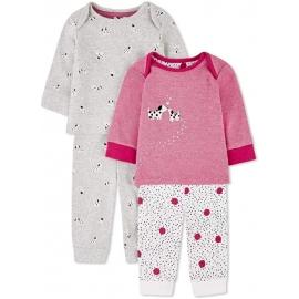 Mothercare - Set Pijama Dalmatieni, 2 buc