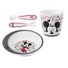 NUK - Set 4 piese mic dejun, Disney Mickey Mouse
