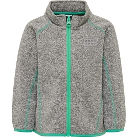 Lego Wear - Hanorac copii Lego Duplo LWSIRIUS, 705 Fleece Grey