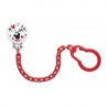 NUK - Lant Suzeta NUK Mickey Mouse Soother Chain (colour and design may vary)