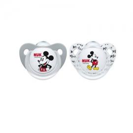 NUK - Suzete Disney Mickey Mouse, 2 buc, 6-18 luni
