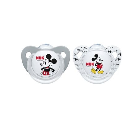 NUK - suzete Disney Mickey and Minnie