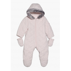 Mothercare - Combinezon Iarna My Little Mouse Pink