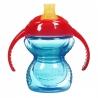 Munchkin - Cana Trainer cu cioc moale Click Lock 6luni+, Albastru