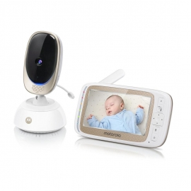 Motorola - Video Monitor Digital + Wi-Fi Comfort85 Connect