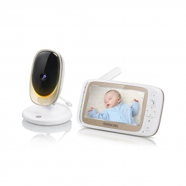 Motorola - Video Monitor Digital + Wi-Fi Comfort60 Connect