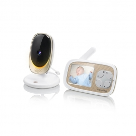 Motorola - Video Monitor Digital + Wi-Fi Comfort40 Connect