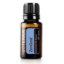 DoTERRA - ZenGest, Blend uleiuri esentiale - 15 ml