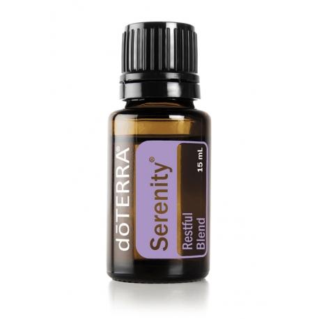 DoTERRA - Serenity, Blend uleiuri esentiale - 15 ml