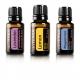DoTERRA - Kit uleiuri esentiale pentru Alergii: Lavanda, Lamaie, Menta