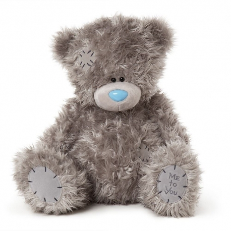 """Me to You - Ursulet Tatty Teddy Furry, Large, 16"""""""