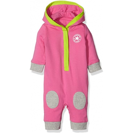 Converse - Salopeta All Star Infant Hooded Coverall, Roz