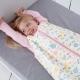 Gro - Sac de Dormit Bebelusi Grobag Garden Friends, 2.5 TOG