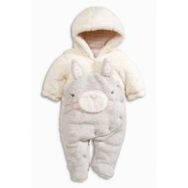 Resigilat Next - Combinezon iarna bebelusi pufos, Iepuras