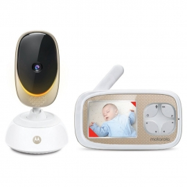 Motorola - Video Monitor Digital + Wi-Fi Comfort45 Connect