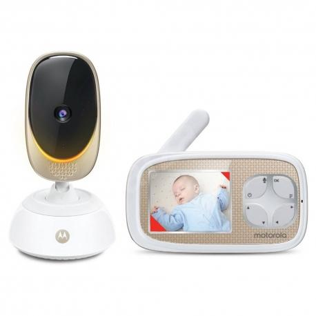 Motorola - Video Monitor Digital + Wi-Fi Comfort45 Connect