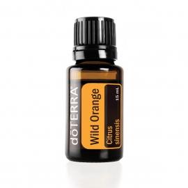 DoTERRA - Wild Orange, Ulei esential de portocala, 15 ml