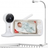 Motorola - Video Monitor Halo + Wi-Fi All-In-One MBP950