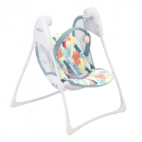 Graco - Balansoar Baby Delight, Paintbox