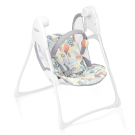 Graco - Balansoar Baby Delight, Patchwork