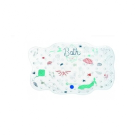 Bebe Confort - Covoras de baie termosensibil si antiderapant 70x45cm, Water World