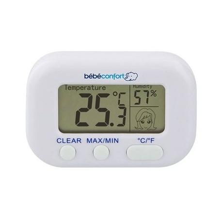 Bebe Confort - 2 in 1 Termometru si higrometru