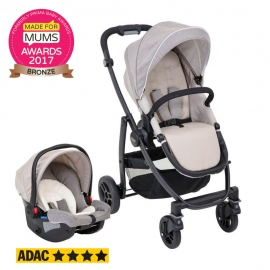 Graco - Carucior Evo 2 in 1 TS Toasted Almond